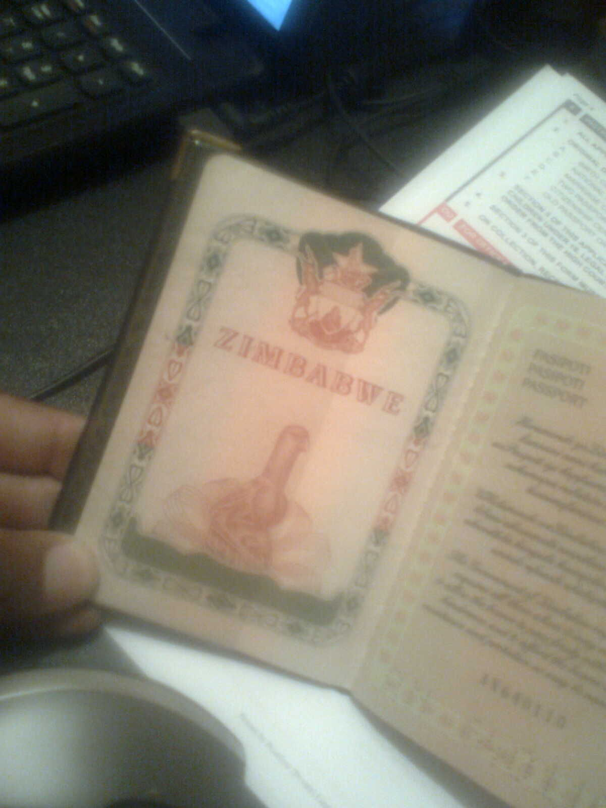 Getting a Zimbabwean Passport Outside Zimbabwe | Zimdev